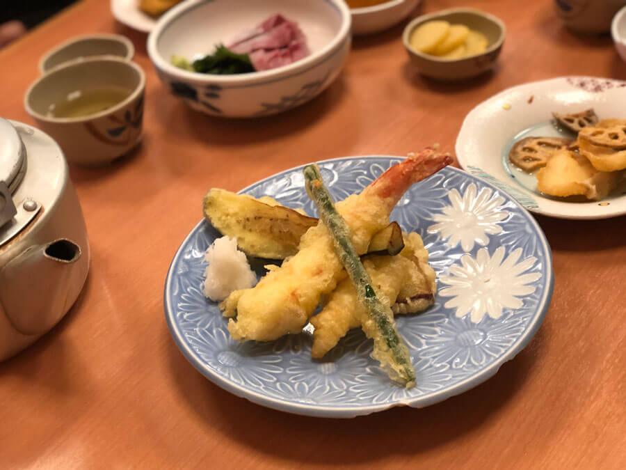 びんび家おまかせ定食2